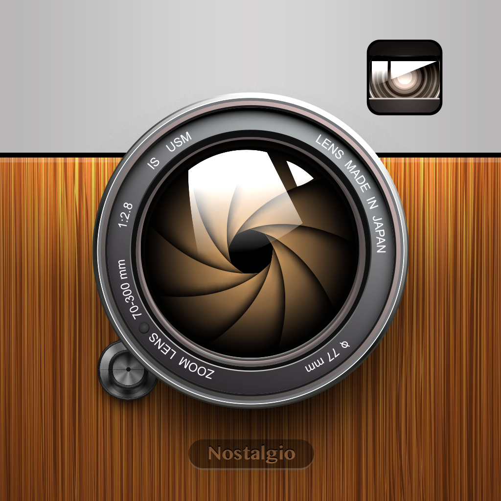 Nostalgio - Create, Edit and Share Cool Pictures with Photo Editor & Collage Maker
