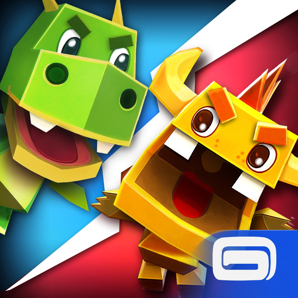 Monster Life - Collect and battle cute mini monsters! by Gameloft