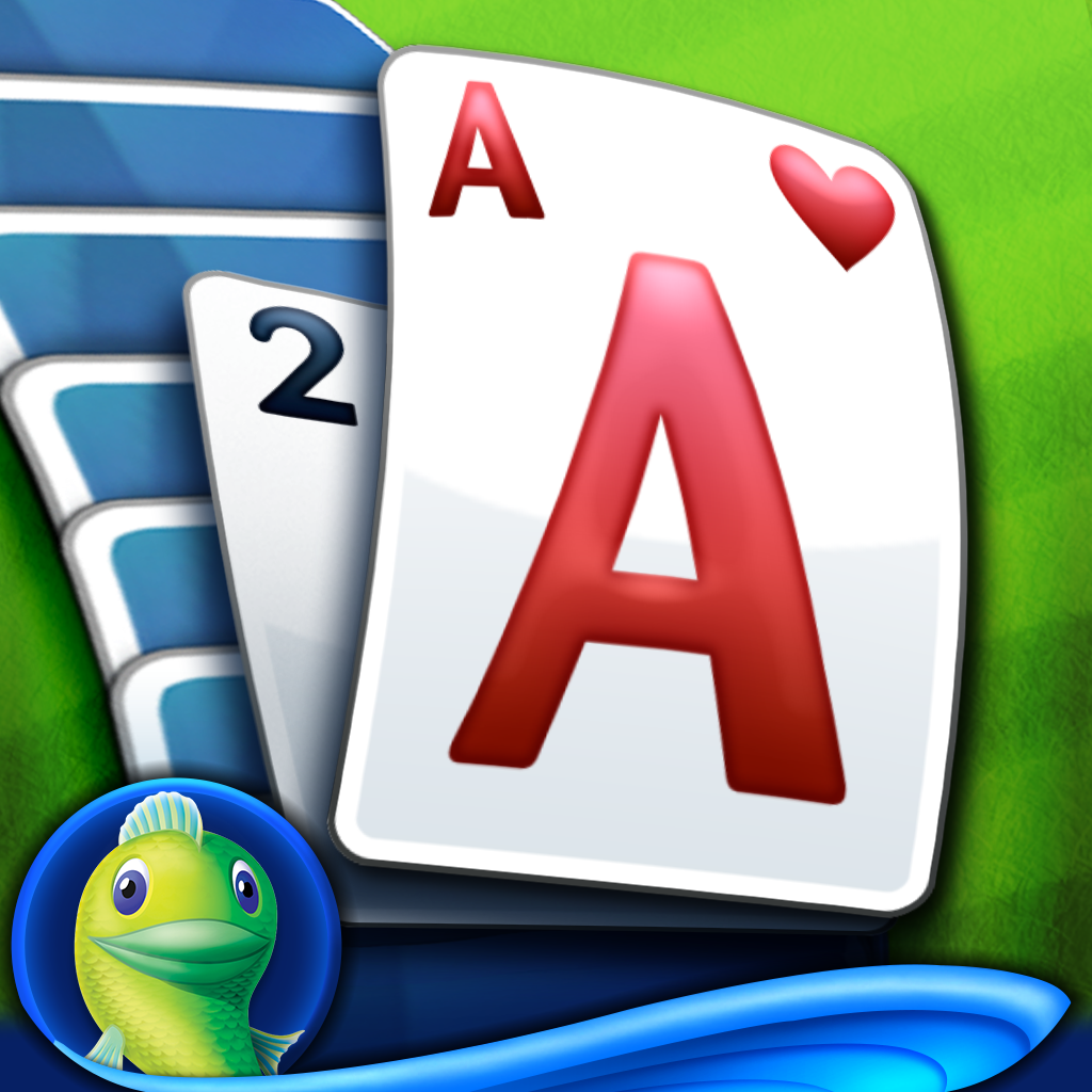 Fairway Solitaire HD by Big Fish icon