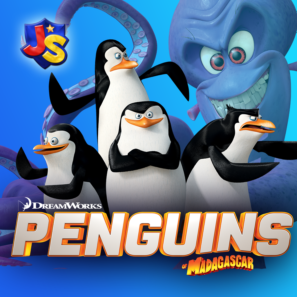 Penguins of Madagascar: Dibble Dash
