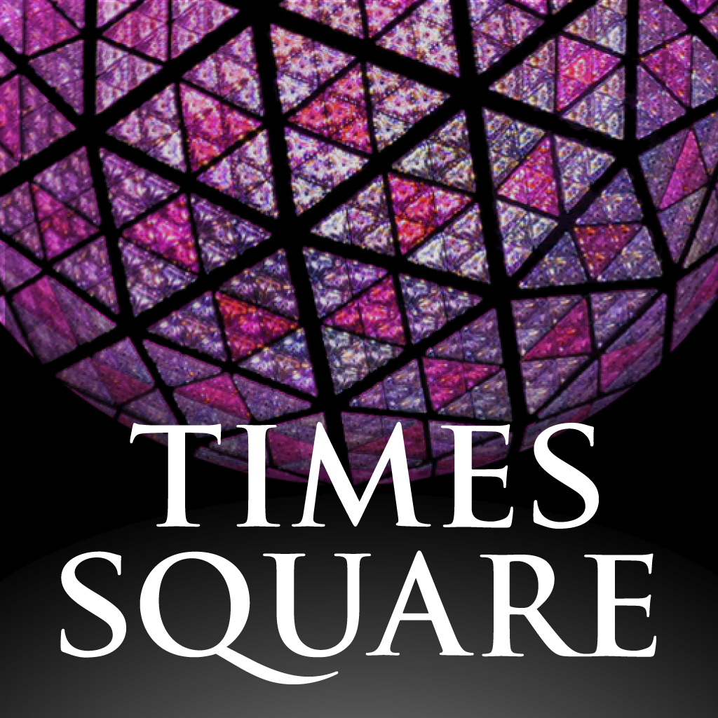 Times Square Official New Year's Eve Ball App - 2015