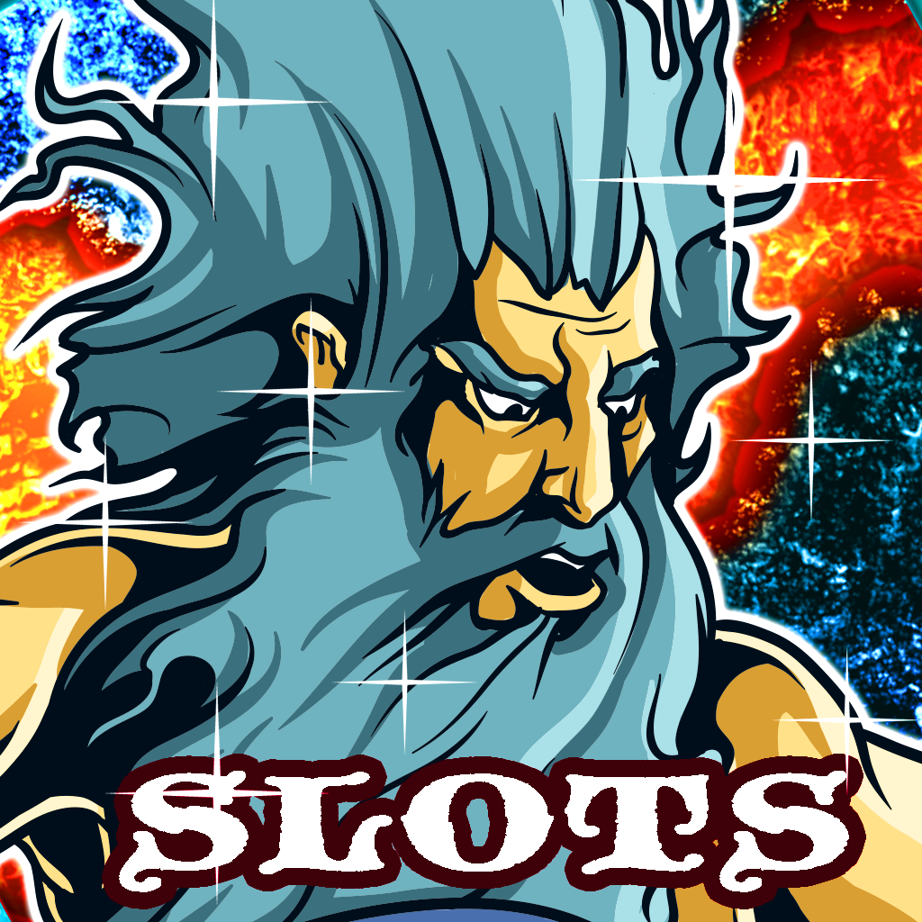 Aaron Ancient Slots PRO - The clash of epic olympus gods