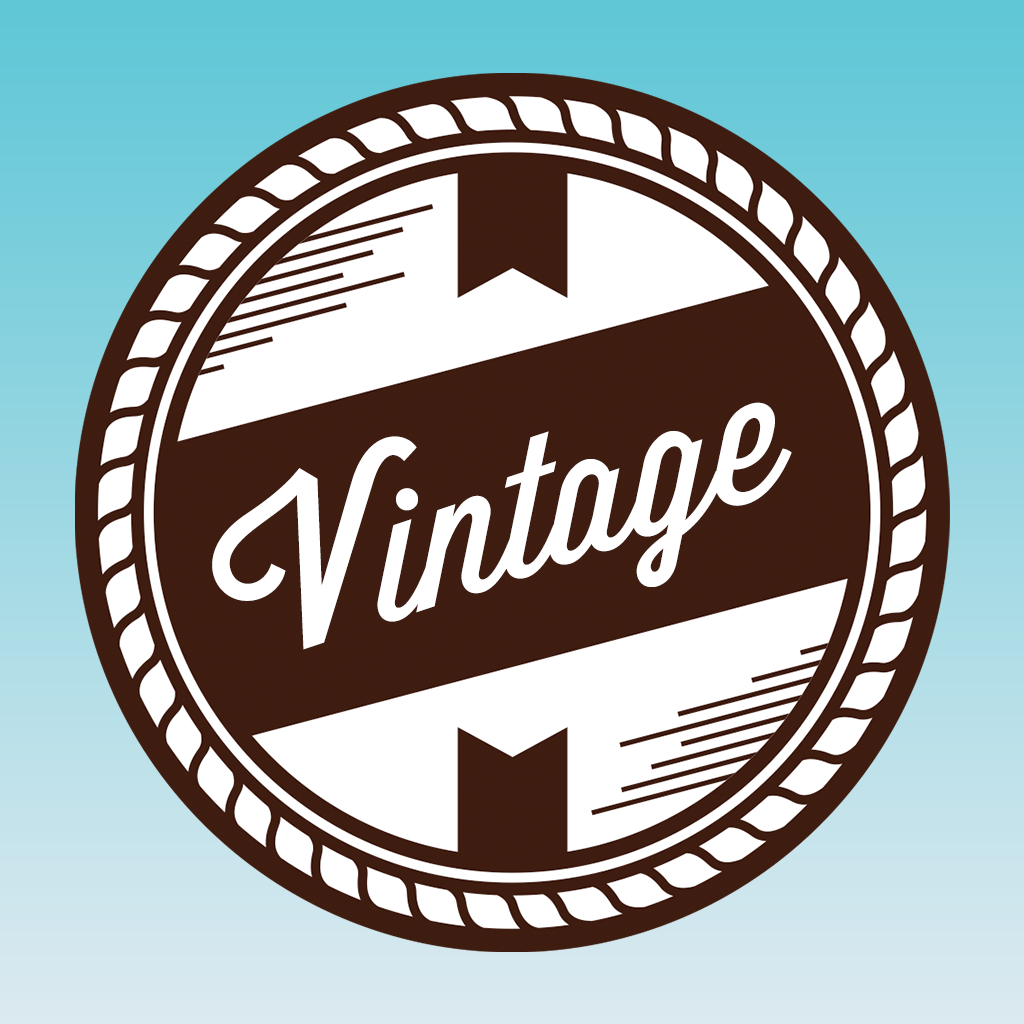 Vintage Design - Custom Wallpaper Creator DIY