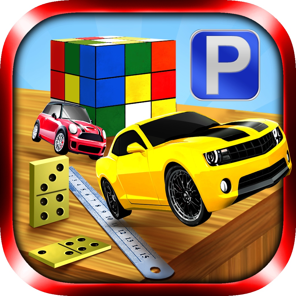 3D Micro Car Parking - eXtreme Sports Cars & Turbo Truck Driving Simulation Racing Games