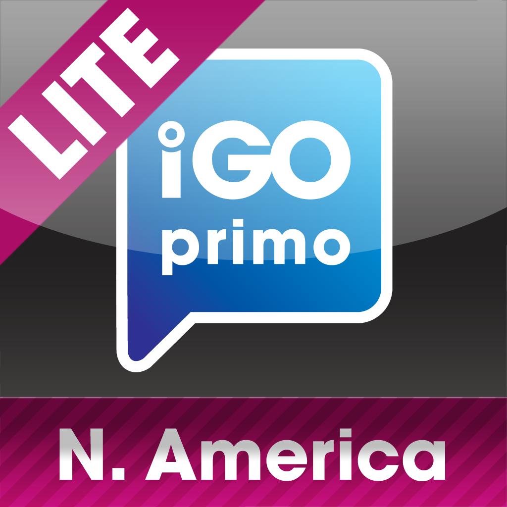 North America - iGO primo LITE (free)