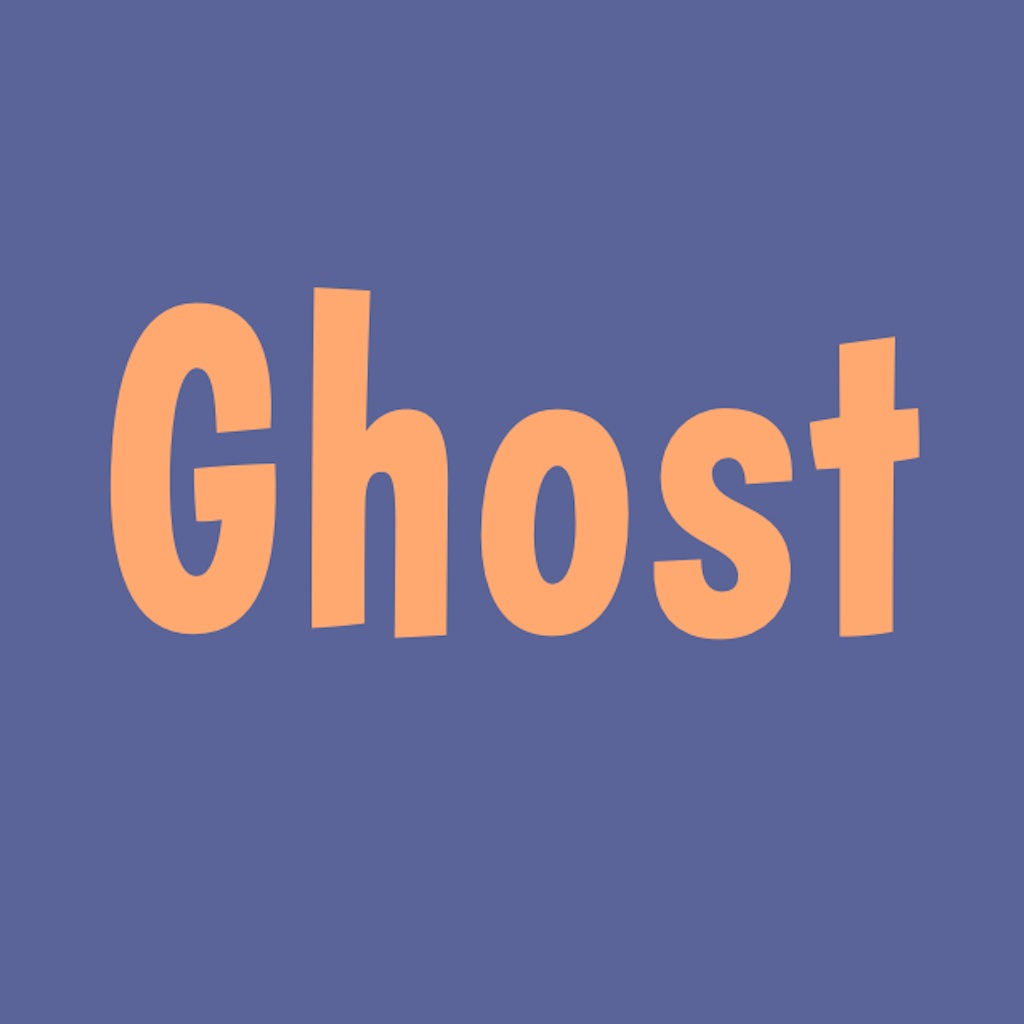 The Ghost Word
