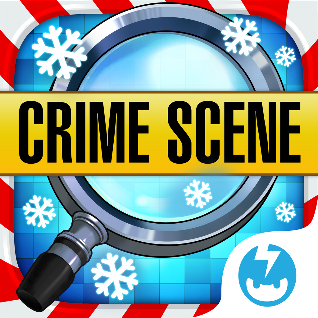 Hidden Objects: Mystery Crimes Christmas
