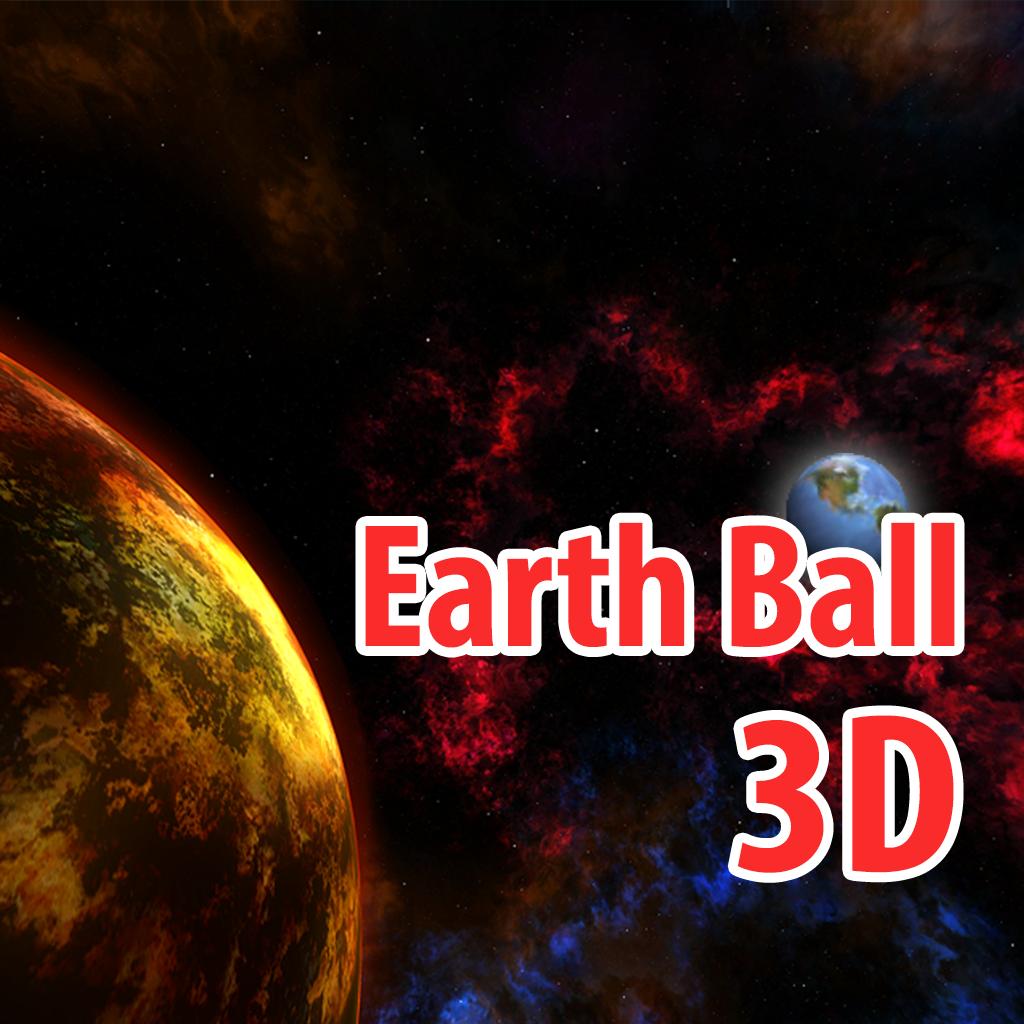 Earth Ball 3D   FREE iPhone & iPad app market