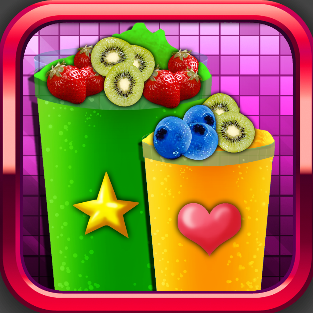 Ace Slushie Food Maker - Free kids games for girls and boys