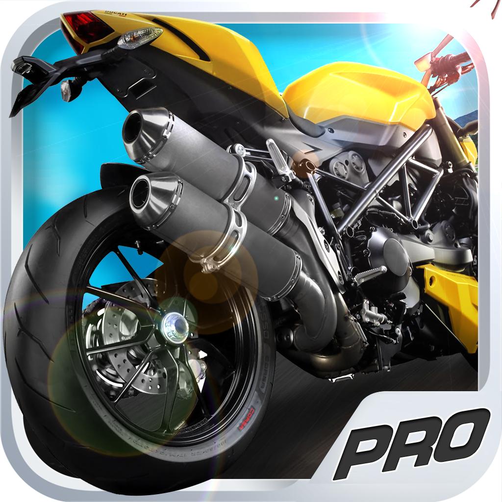 Motorcycle Street Racing 2 Pro Bike Race Simulator Game