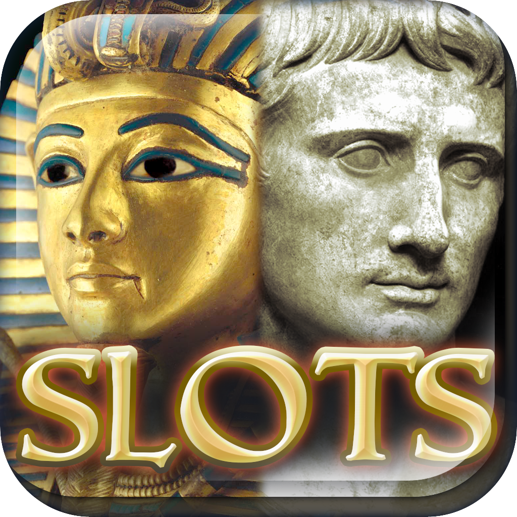 Slots of Egypt vs Rome Pharaohs Roman Warriors Casino  ( Free Lucky Casino Game 777 )