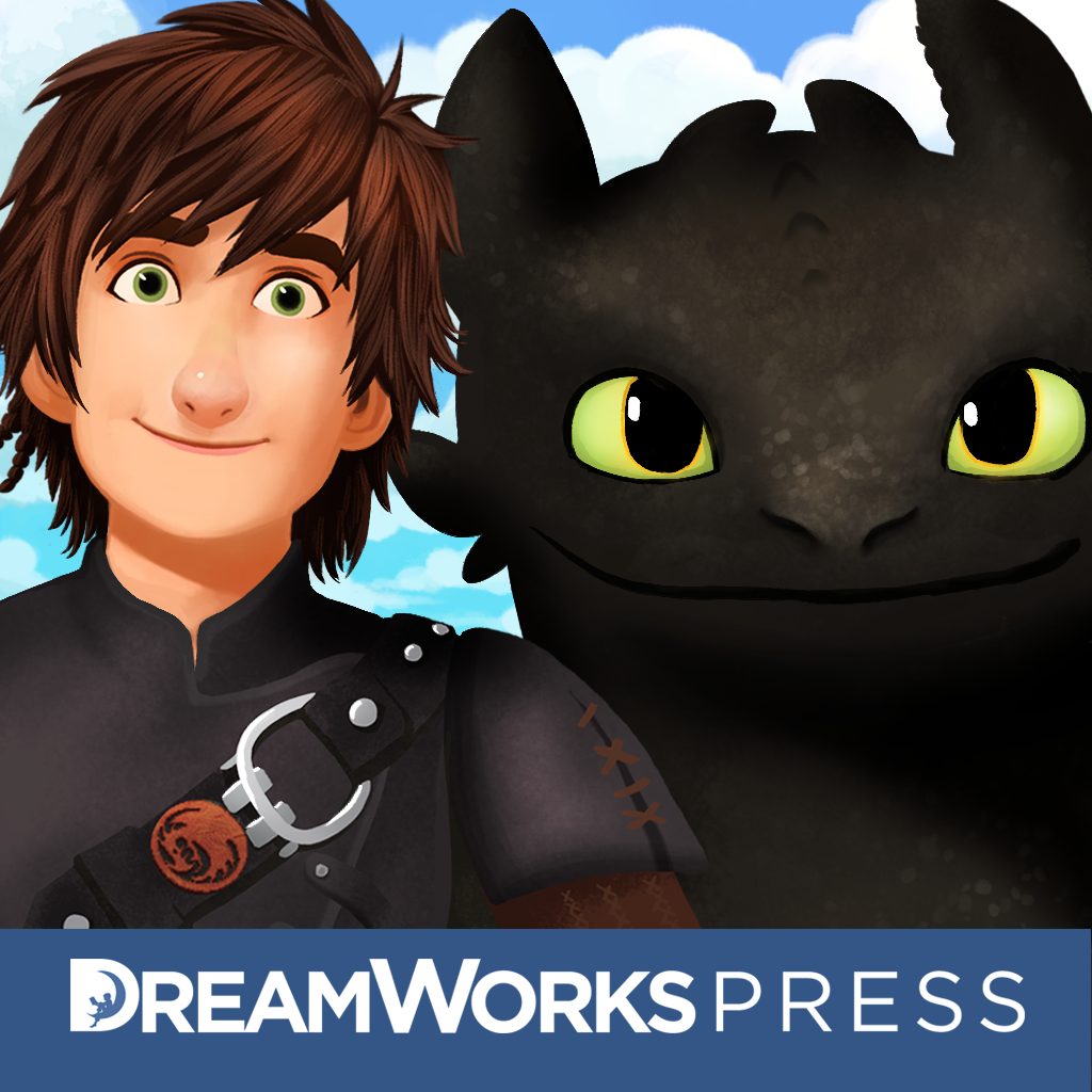 DreamWorks Press: Dragons