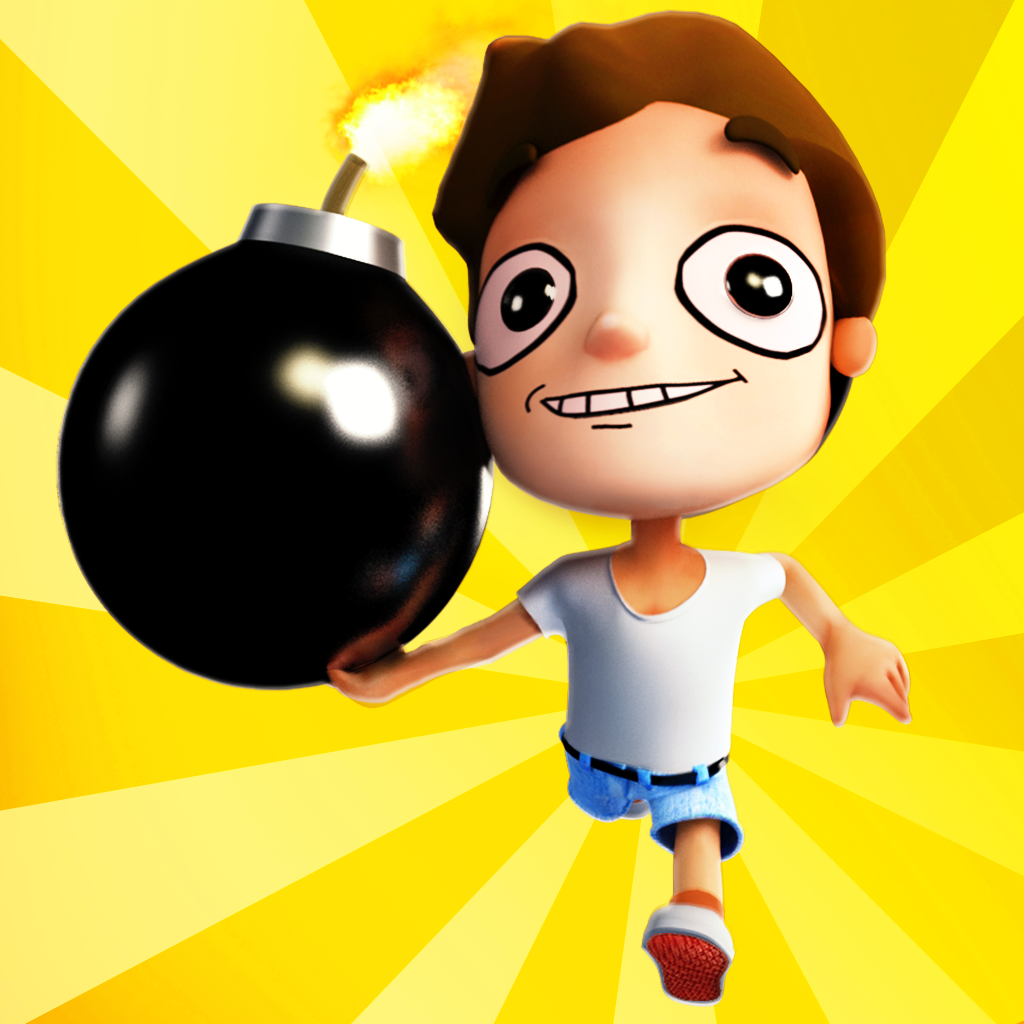 Tiny Runners: BOOM! - a Multiplayer Game