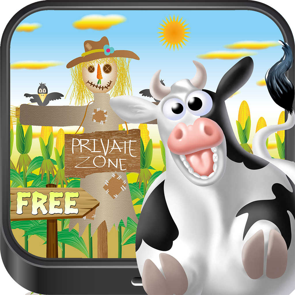 Cow Race Free - The Sprint & Run and Jump Game