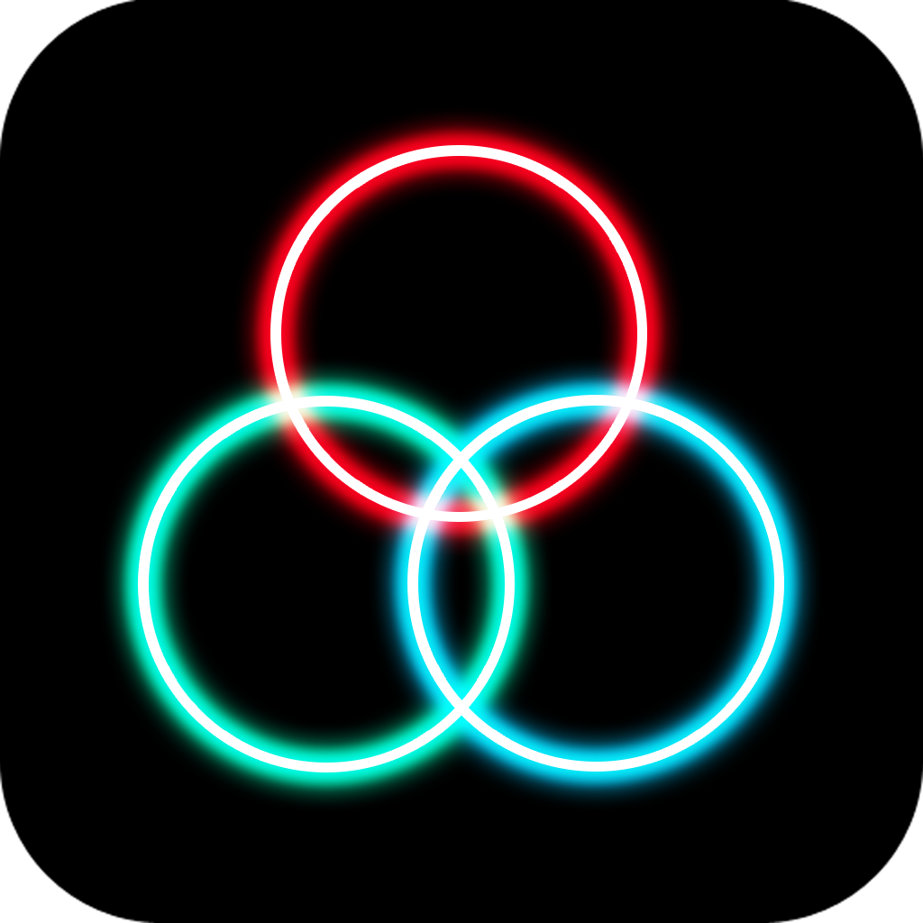 RGB dots: Neon Edition