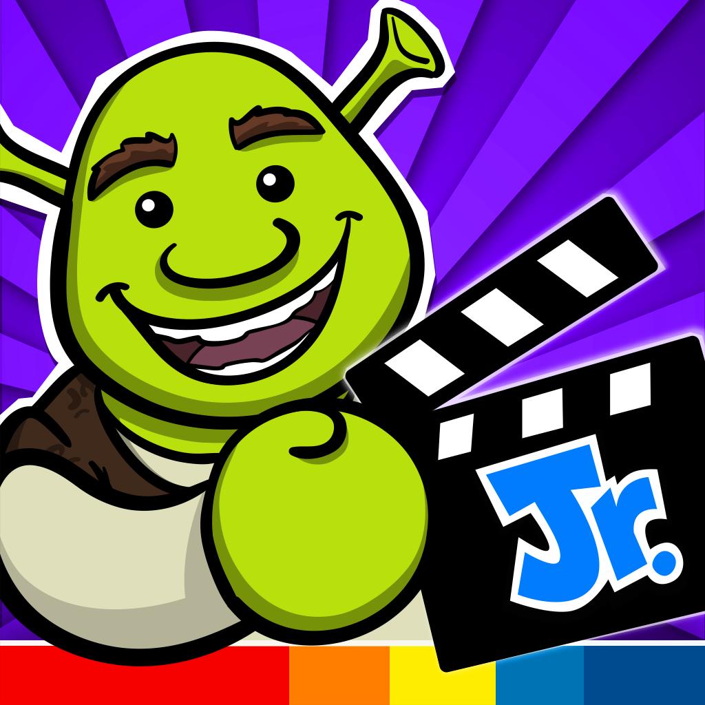 Toontastic Jr. Shrek Movie Maker