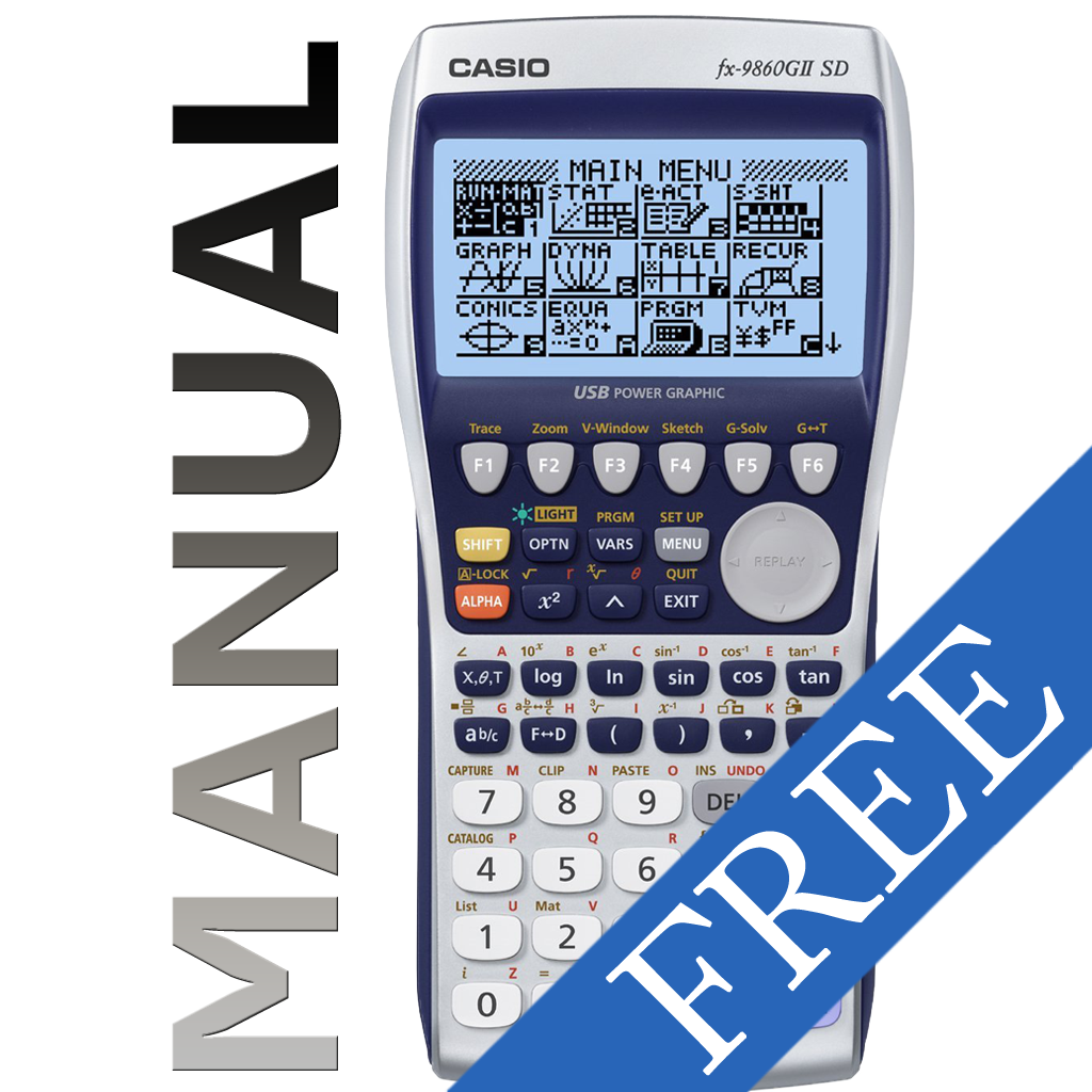 Graphing Calculator CASIO FREE