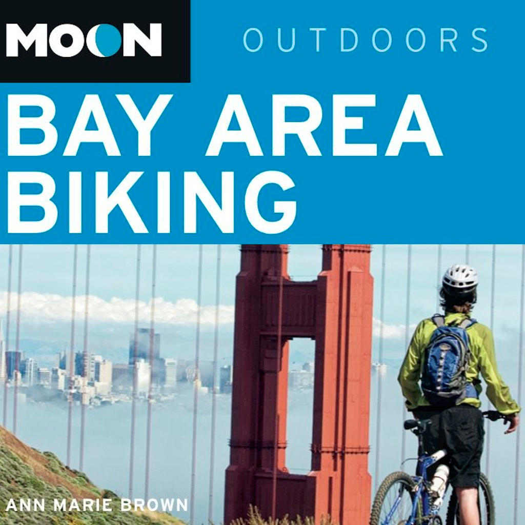 Moon Bay Area Biking: 60 of the Best Rides for Road and Mountain Biking - Official Trail Guide, Inkling Interactive Edition