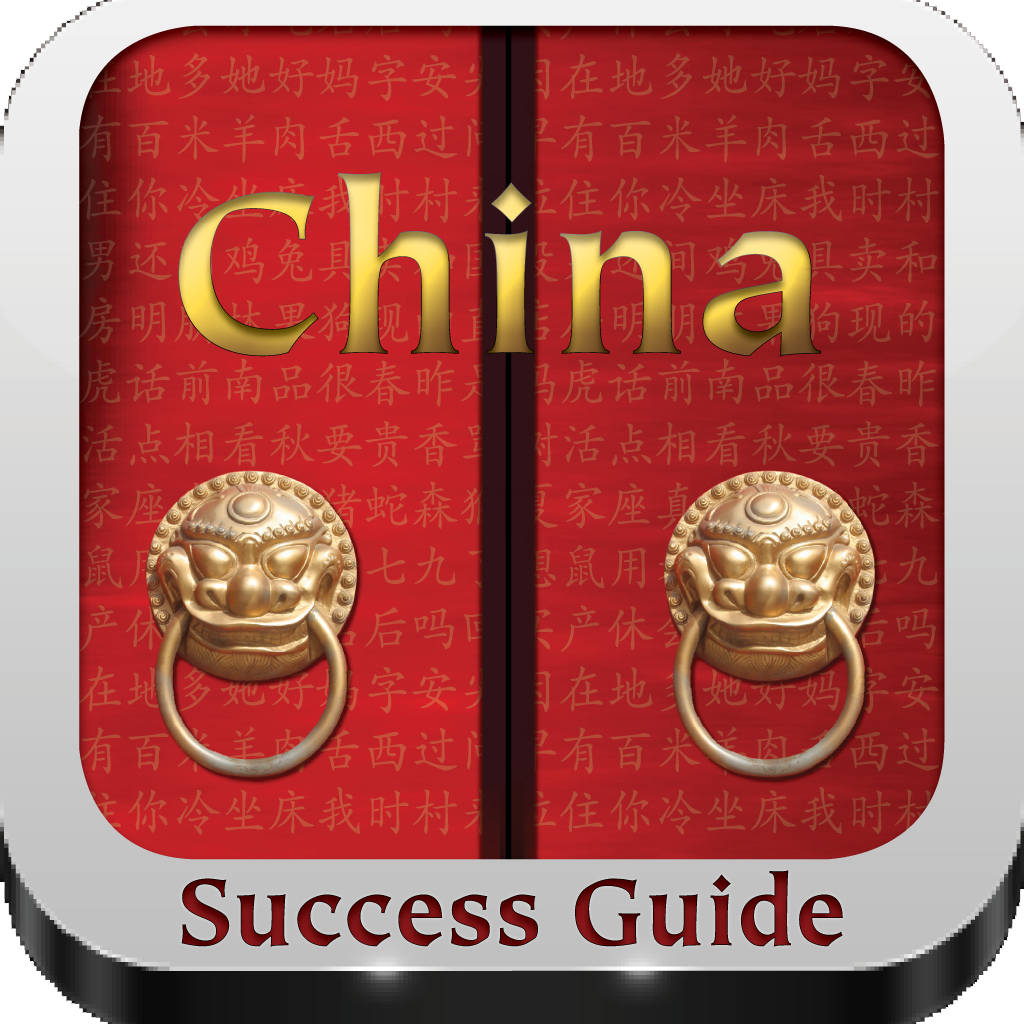 The China Success Guide