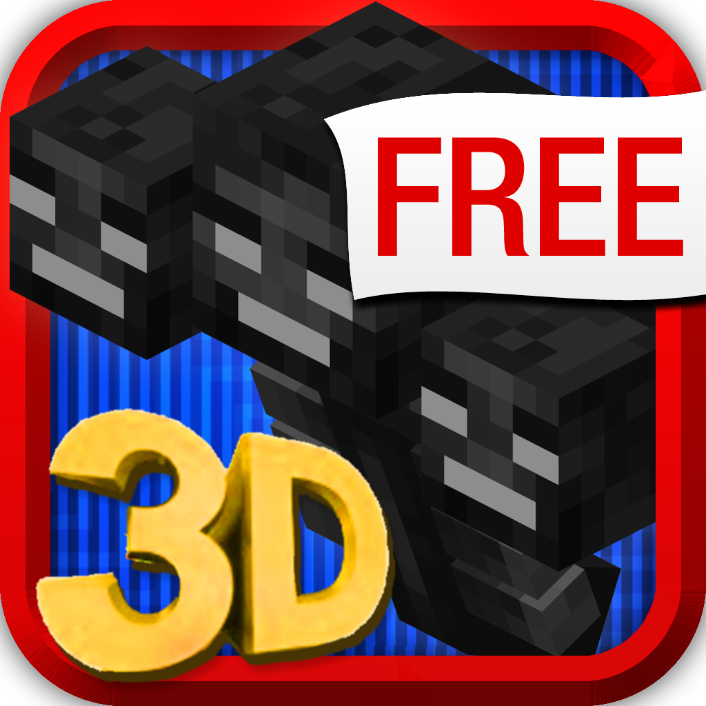 Cube Emoji - FREE Stickers for Minecraft & Whatsapp by