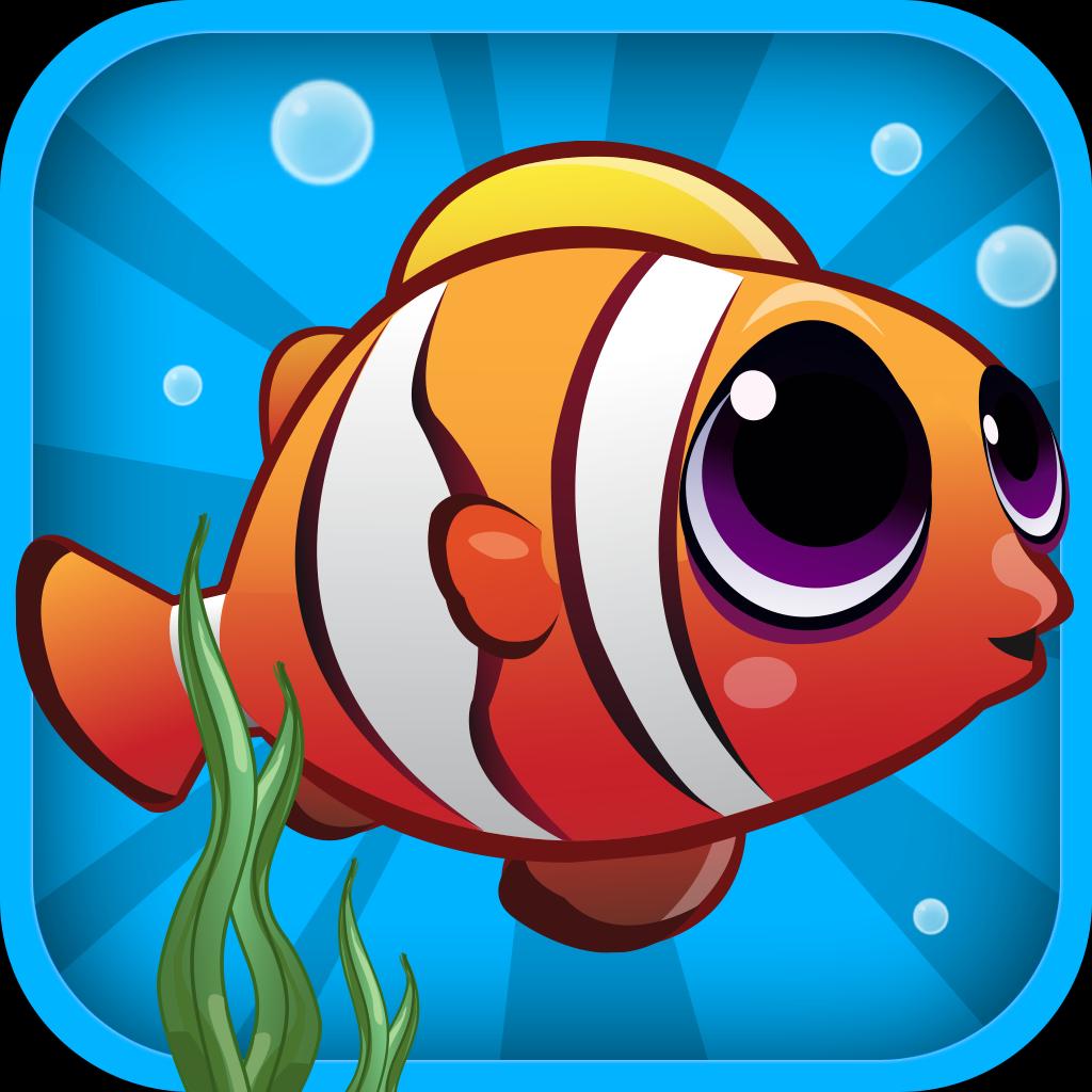 Bad Fishies Free Cute Underwater Fish Game