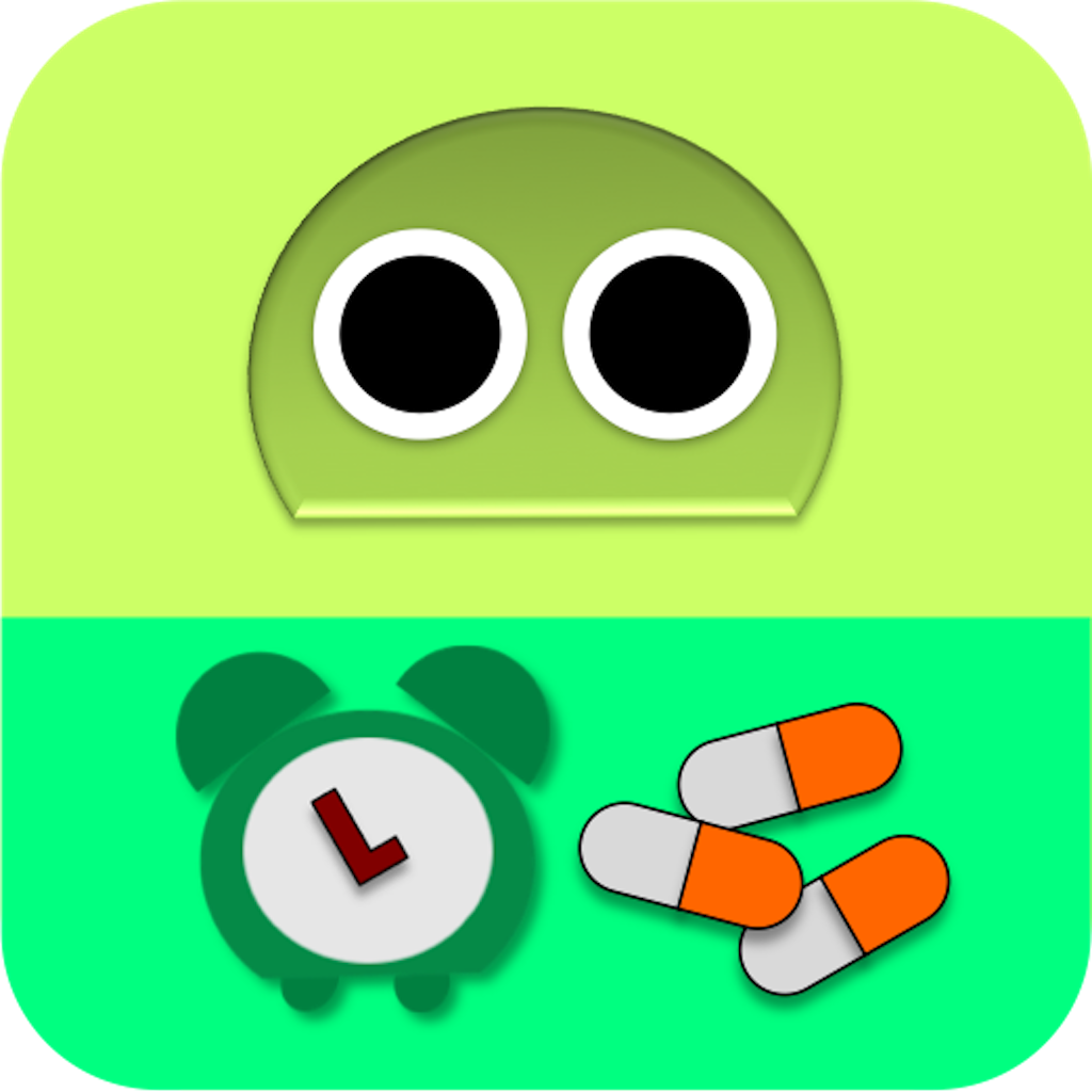 Meds Alarm Robo icon