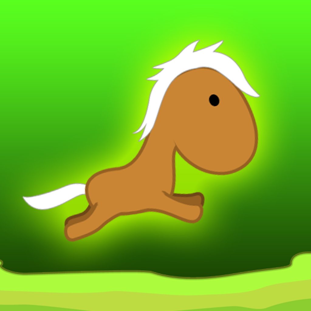 Horse Run Lite icon