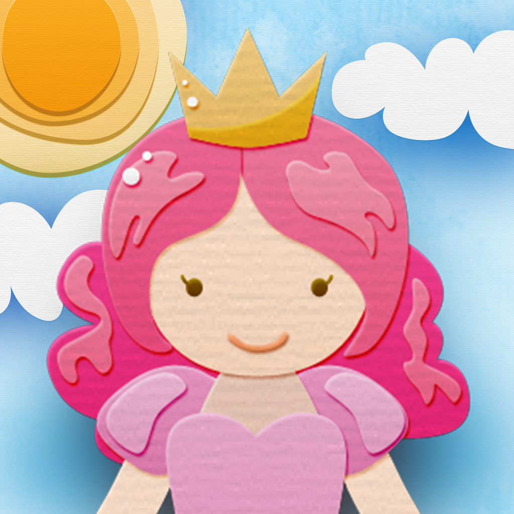 Tricky Stories: Princess Fairy Tale - Enchanted Sticker Book for Kids