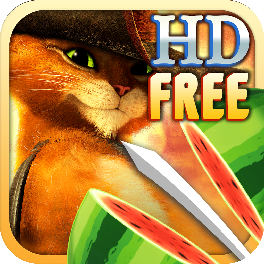 Fruit Ninja: Puss in Boots HD Free