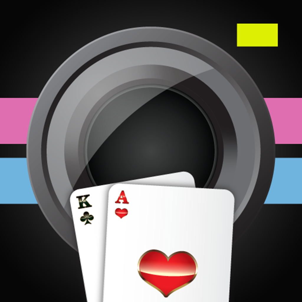 All Cards (Custom Pic Backgrounds) with Solitaire, Freecell, Klondike, Spider, Classic Blackjack, Vegas Roulette and Fortune Wheel of Fun! by Better Than Good Games icon