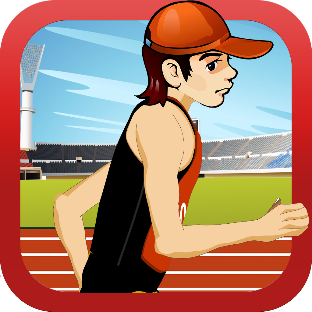Triple Jump Hero - Join The Athletics Games