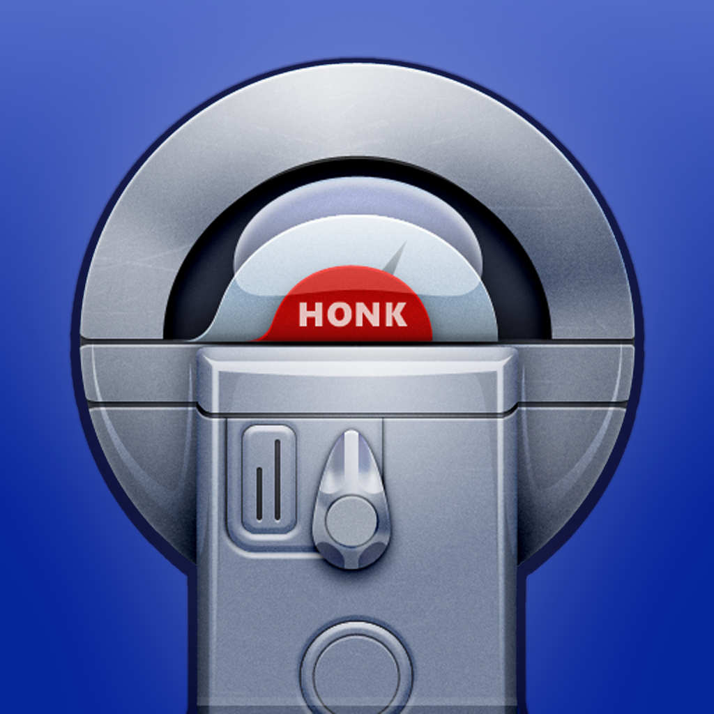 Honk - Find Car, Parking Meter Alarm and Nearby Places