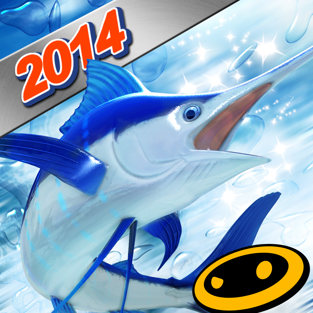 Real Fishing 2014 icon