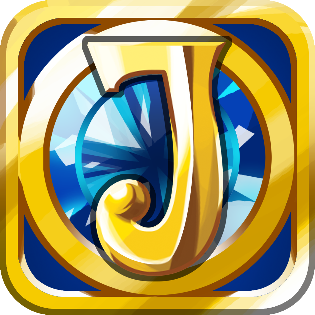 Jeweled World: a match-3 game to have fun matching jewels with your friends and family