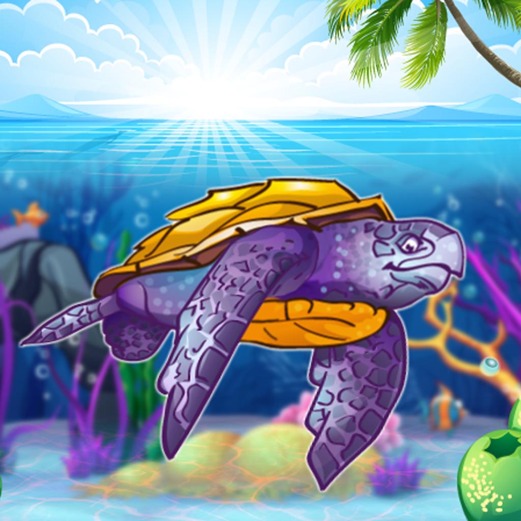 Marble Turtle Zuma