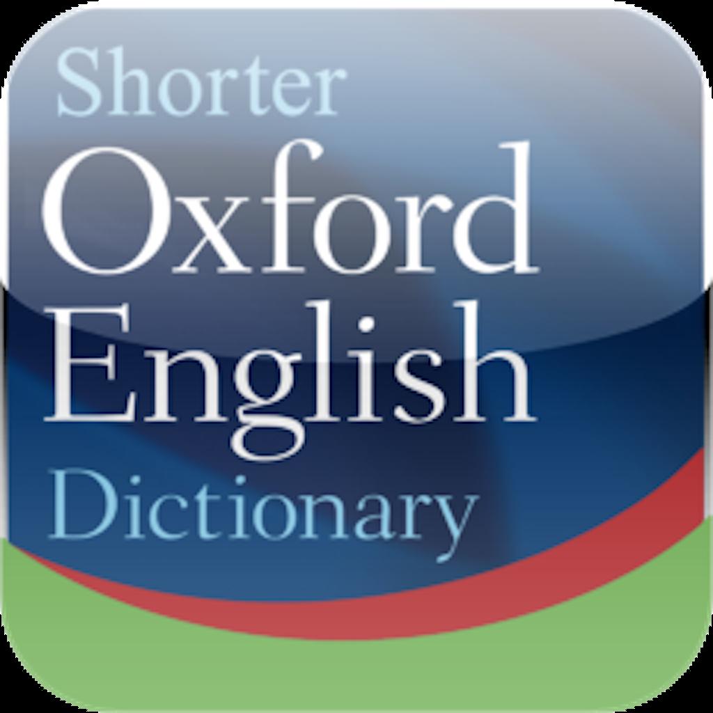 Shorter Oxford English Dictionary | FREE iPhone & iPad app