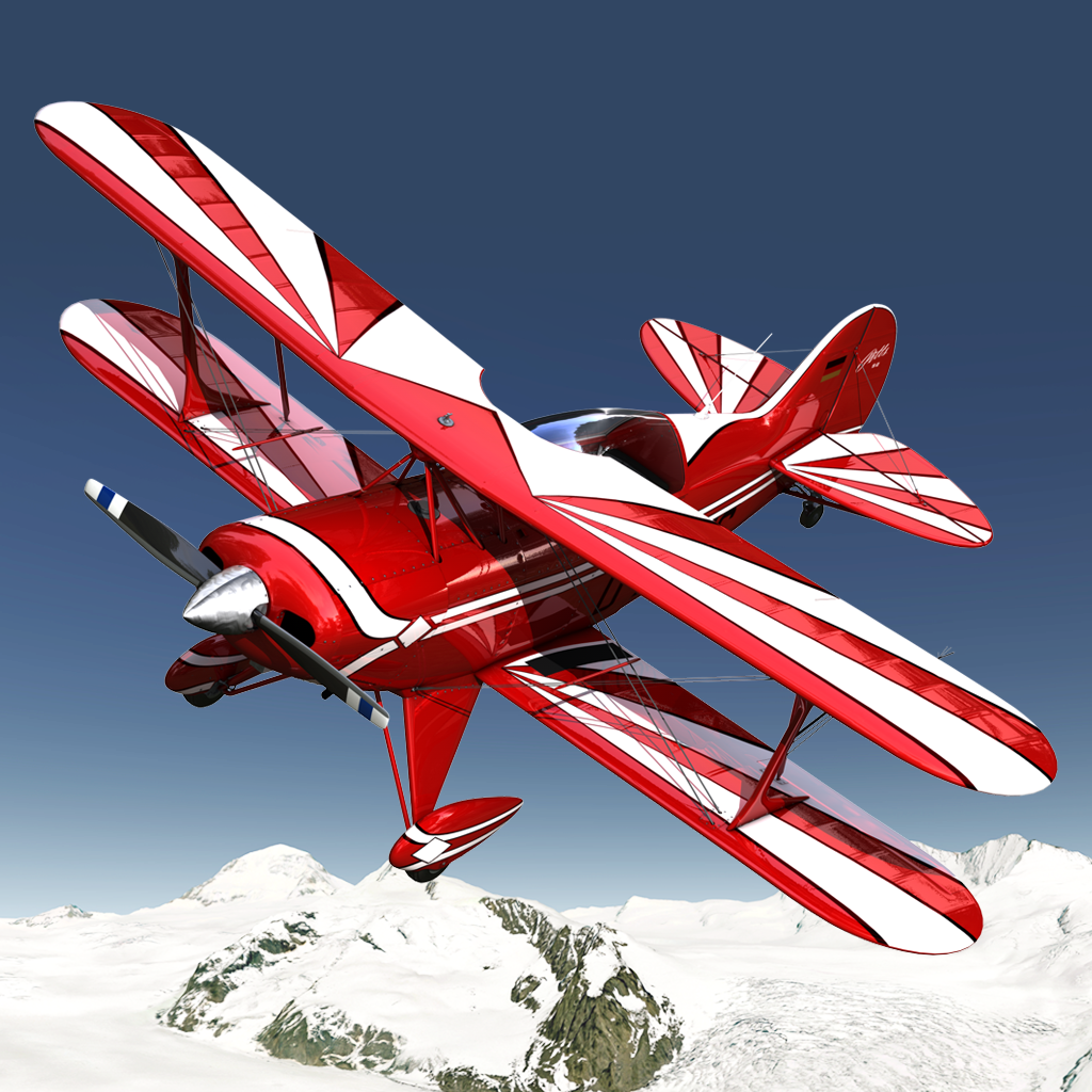 aerofly FS for iPhone - Flight Simulator