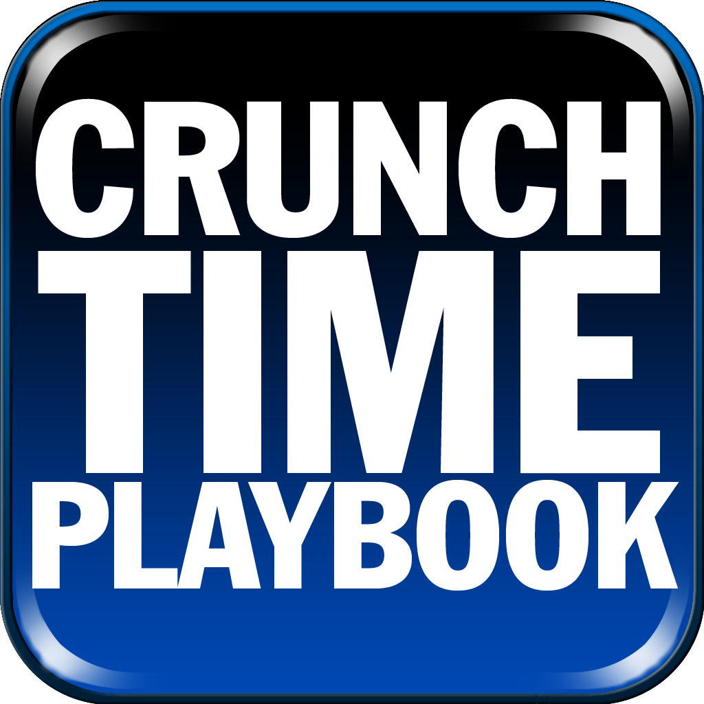 Crunch Time Playbook: In-Bounds Plays To Score With Limited Time - With Coach Greg Clink - Full Court Basketball Training  Instruction - XL icon