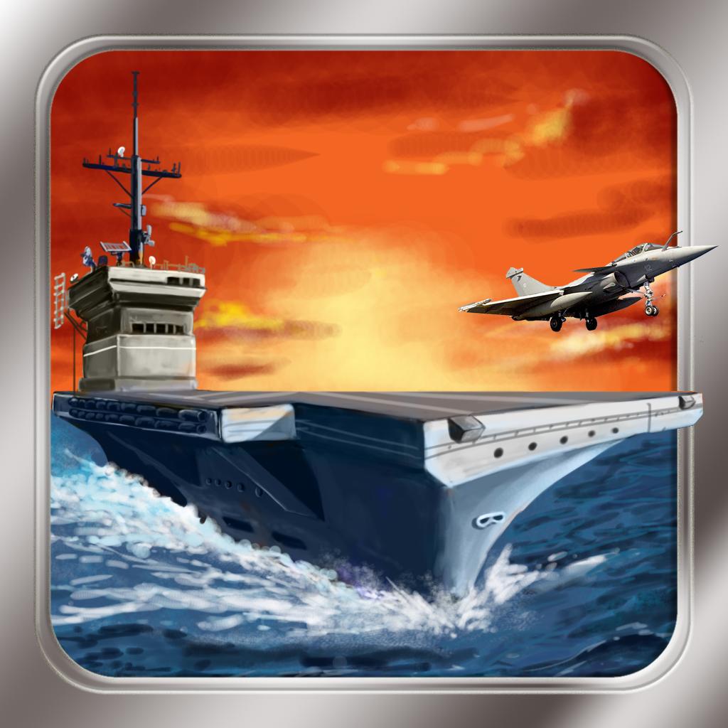 Battle Ship 3D Parking - Jet Fighter Air Craft Carrier Landing Boat Simulator Games