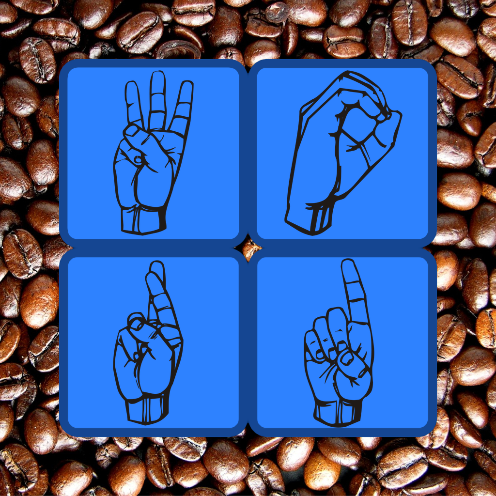 ASL Word Lineup