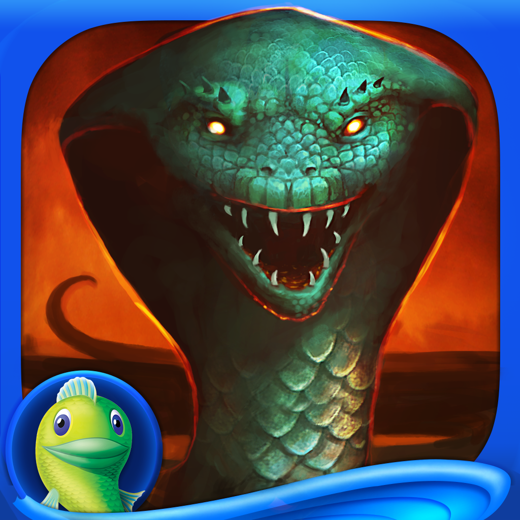 House of 1000 Doors: Serpent Flame HD - A Hidden Object Adventure
