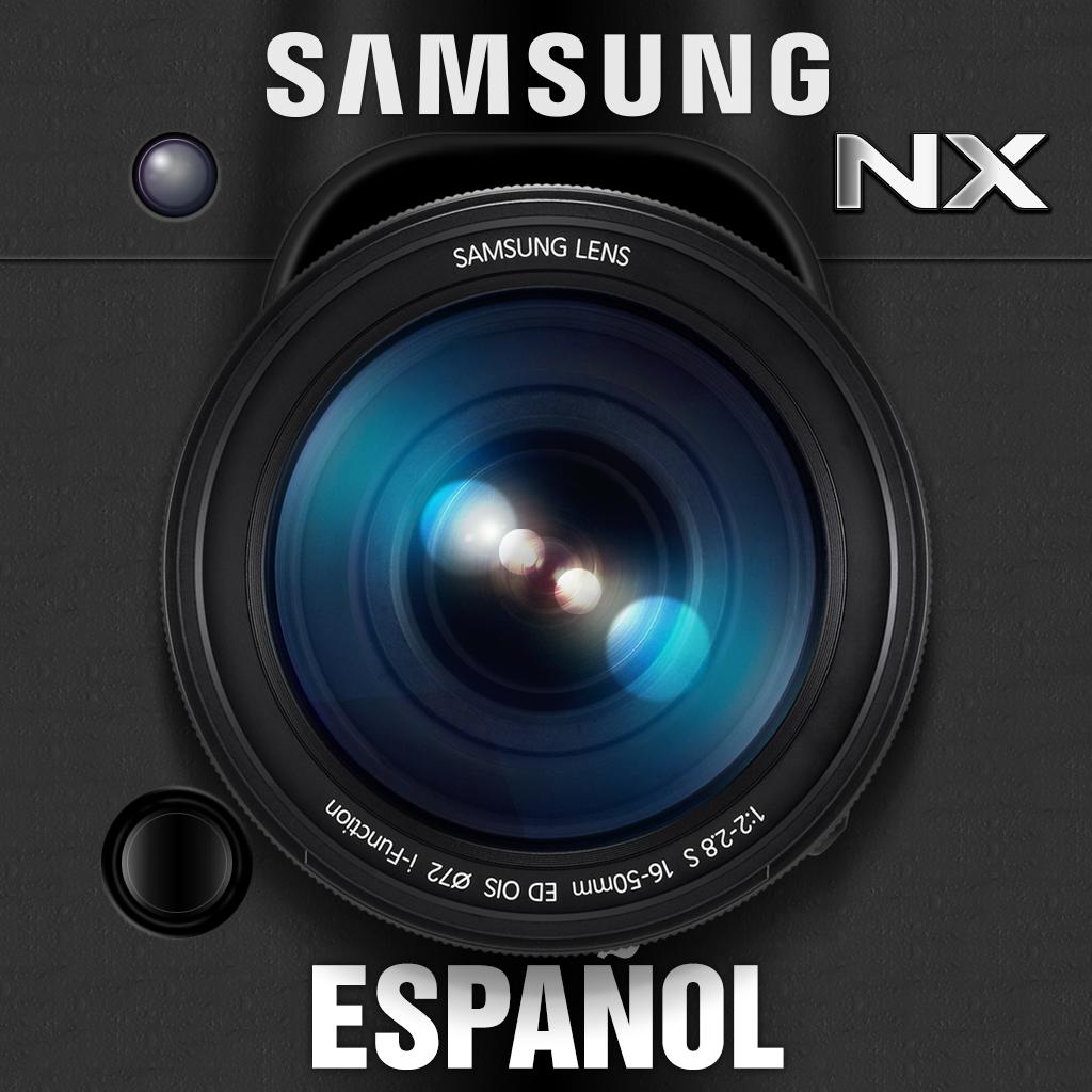 Samsung SMART CAMERA NX for iPad (Spanish)