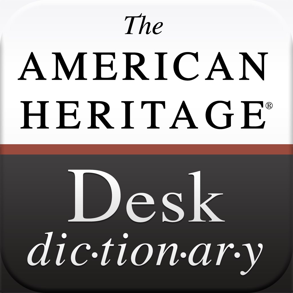 American Heritage® Desk Dictionary — Fourth Edition