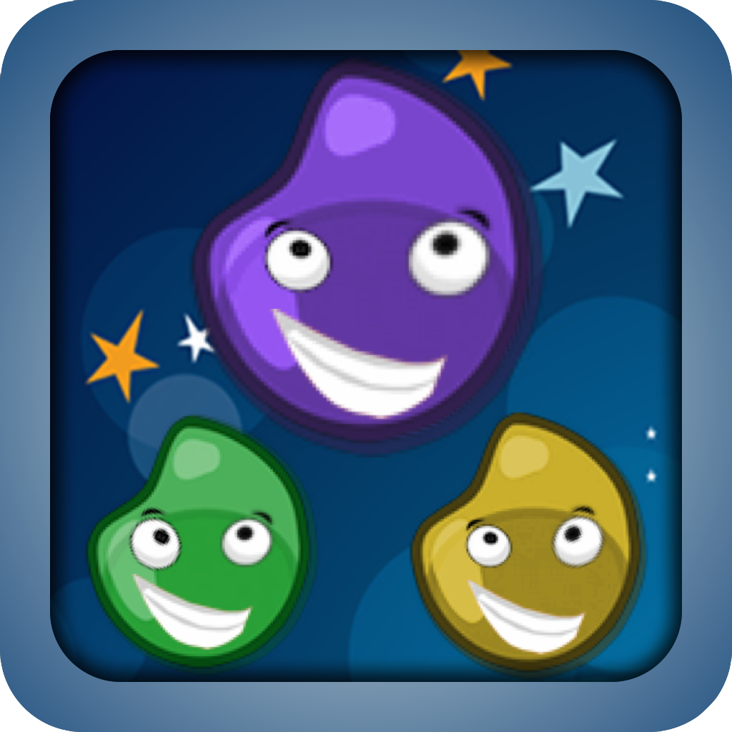 Space Jellies - A Chain Reaction!