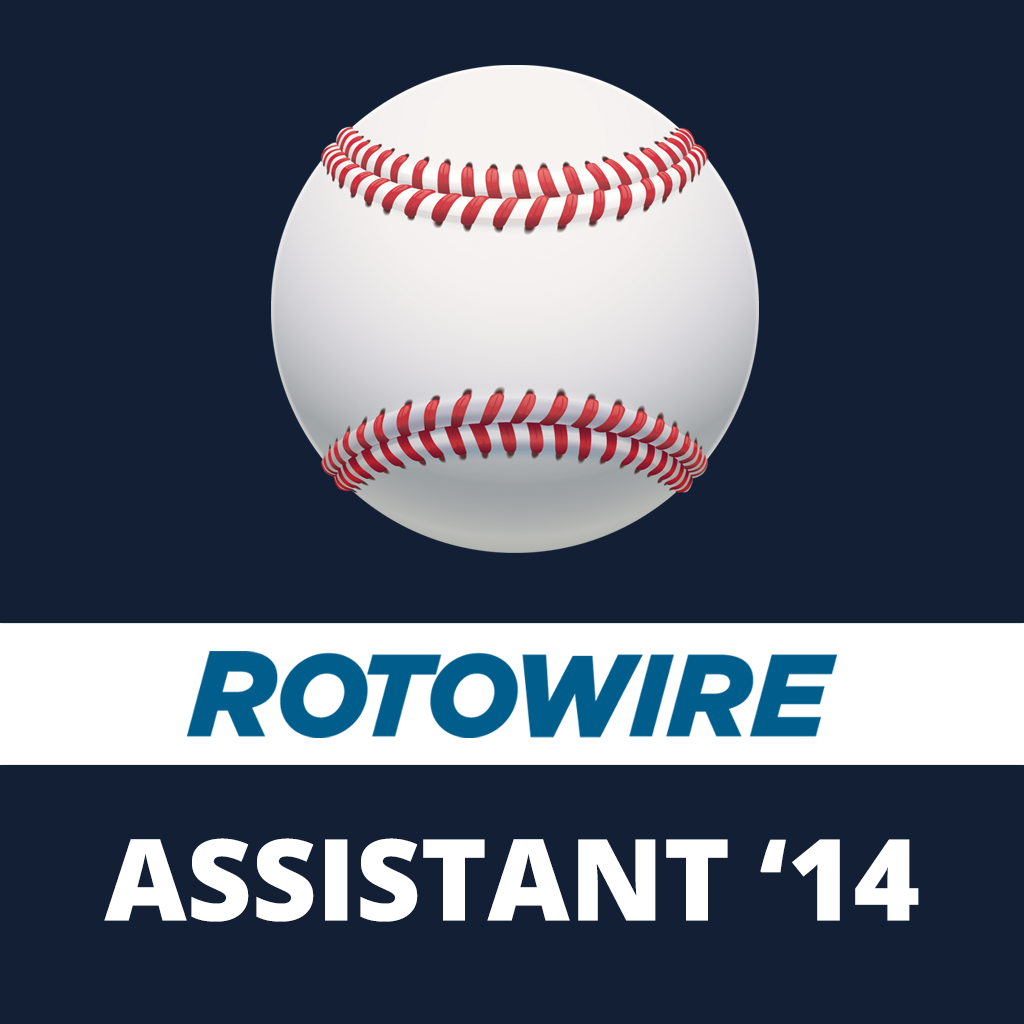 RotoWire Fantasy Baseball Assistant 2014
