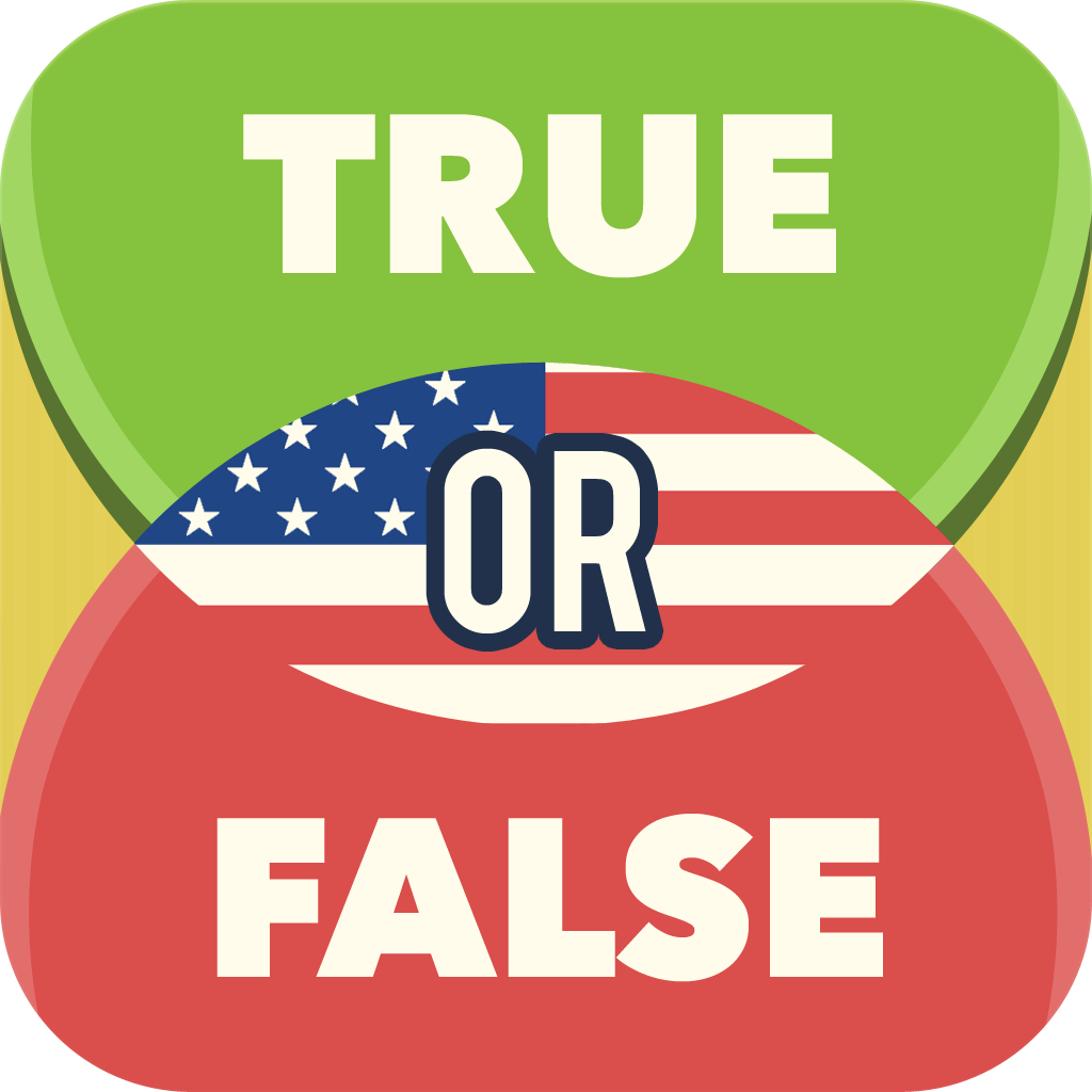 True or False  - US Edition