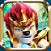 Explore the vast and dangerous World of CHIMA ruled by animal warriors in the brand new, free-to-play LEGO® Legends of CHIMA™ Online game
