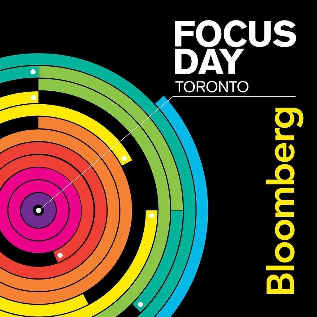 Bloomberg Toronto Focus Day