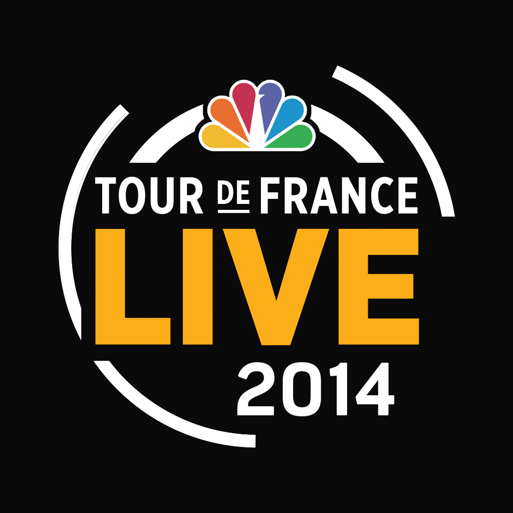 NBC Sports Tour de France Live 2014 icon