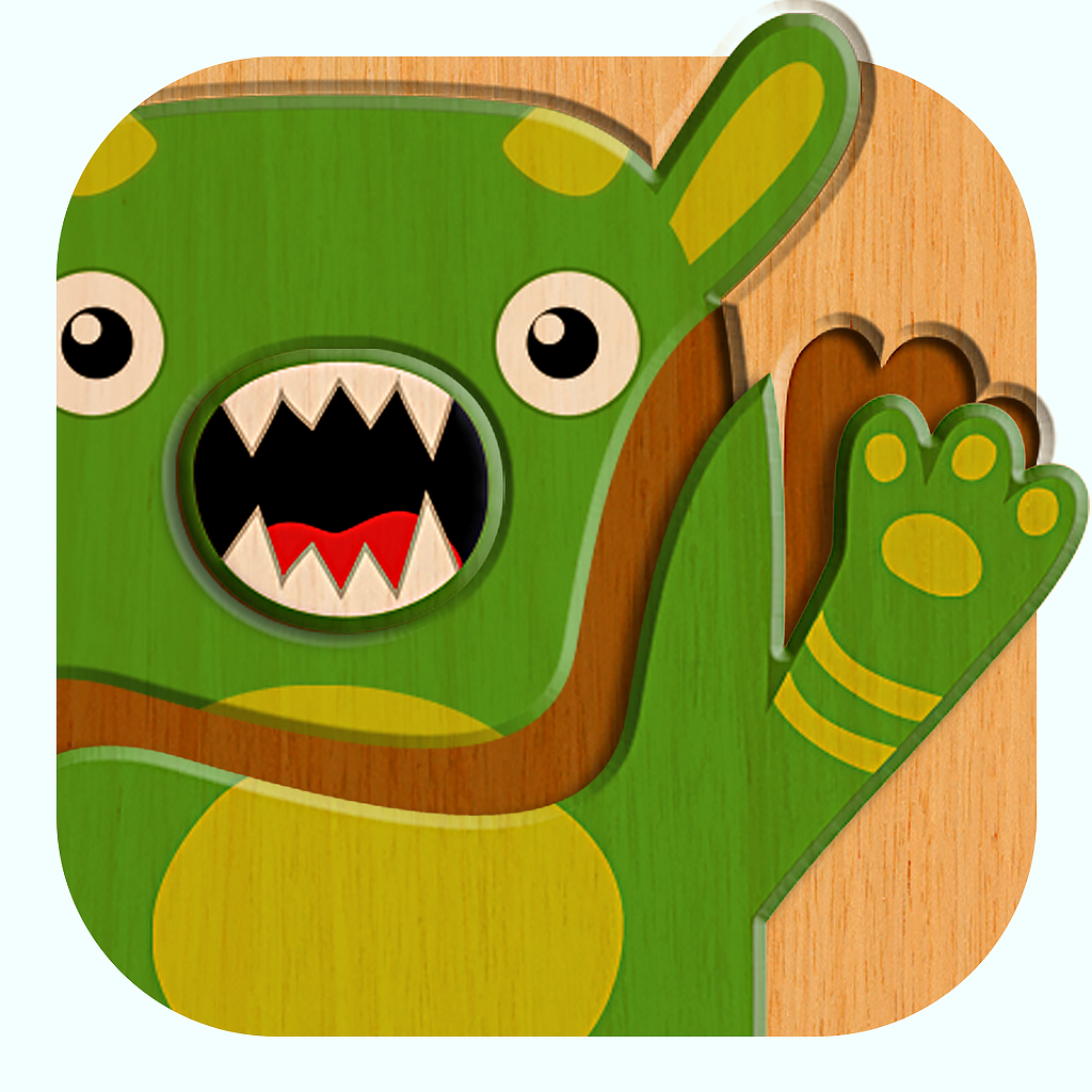 Cutie Monsters-Jigsaw Puzzles